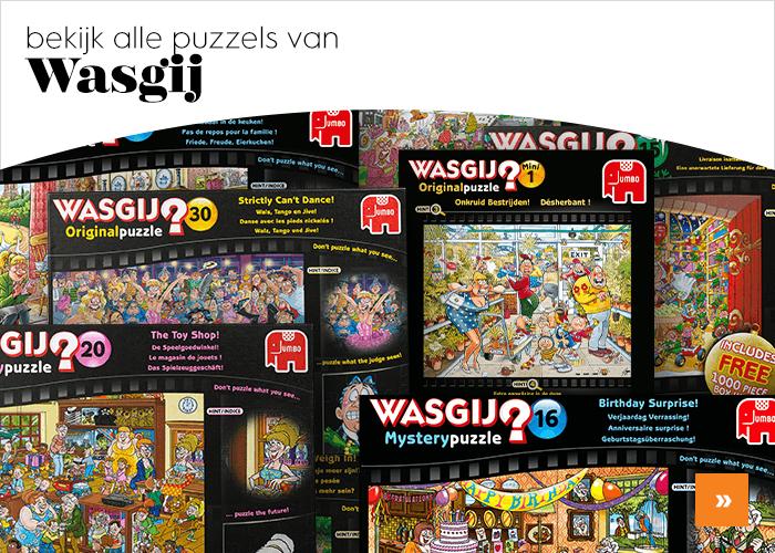wasgij puzzels
