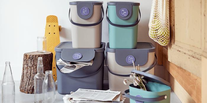 Haal nu afvalsorteerders van Blokker in huis.