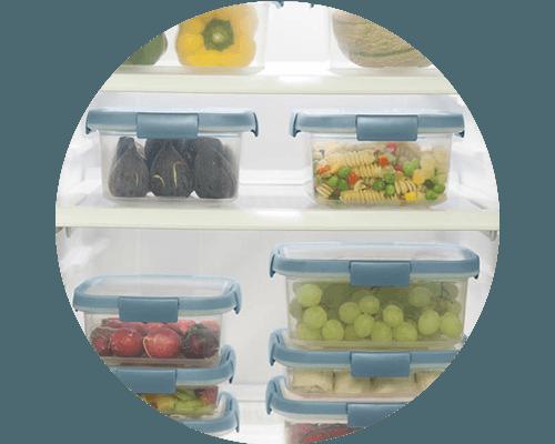 Smart Fresh bewaarbakken zijn verkrijgbaar bij Blokker en op blokker.nl